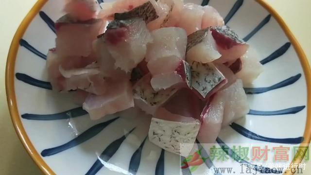辣椒炒鱼下饭首选